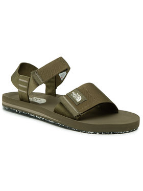 The North Face The North Face Sandały Skeena Sandal NF0A46BGZH4 Zielony