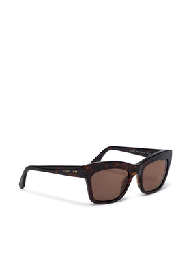 Vogue Vogue Okulary przeciwsłoneczne MBB x Vogue Eyewear 0VO5392S W65673 Brązowy