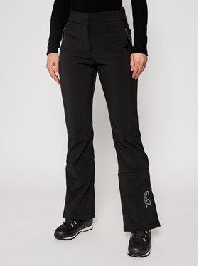 EA7 Emporio Armani EA7 Emporio Armani Pantalon de ski 6HTP03 TN7BZ 1200 Noir Regular Fit
