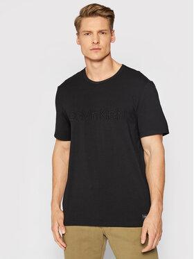 Calvin Klein Underwear Calvin Klein Underwear T-Shirt 000NM2126E Czarny Regular Fit