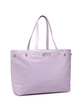 Versace Jeans Couture Versace Jeans Couture Дамска чанта E1VUBBPB Виолетов