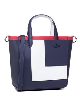 Lacoste Lacoste Дамска чанта NF3541AS Тъмносин