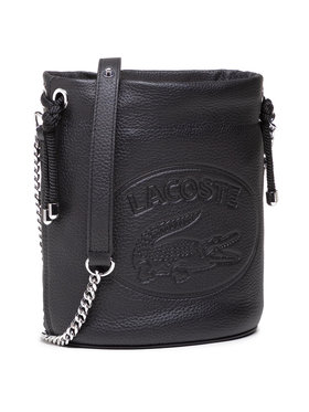 Lacoste Lacoste Handtasche NF3558NL Schwarz