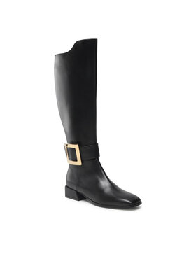 Solo Femme Solo Femme Μπότες 41210-31-H06/000-51-00 Μαύρο