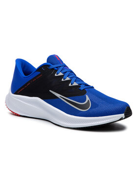 Nike Nike Topánky Quest 3 CD0230 400 Tmavomodrá