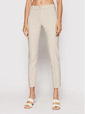 Rinascimento Rinascimento Pantaloni chino CFC0103166003 Bej Slim Fit