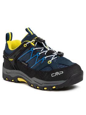 CMP CMP Turistiniai batai Rigel Low Trekking Shoes Wp 3Q54554 Tamsiai mėlyna
