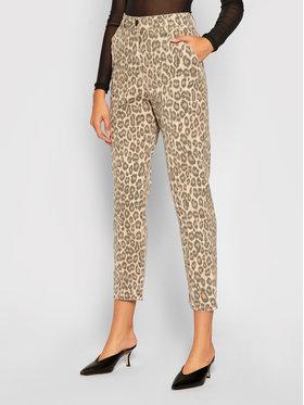 TWINSET TWINSET Jeans 202TT2442 Braun Boyfriend Fit