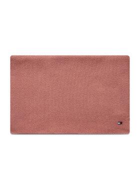 Tommy Hilfiger Tommy Hilfiger Шаль Essential Knit Scarf Cb AW0AW10720 Рожевий