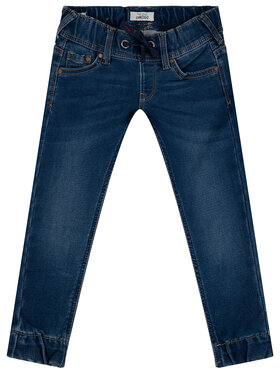 Pepe Jeans Pepe Jeans Jeansy Sprinter PB200568GL8 Tmavomodrá Jogger Fit