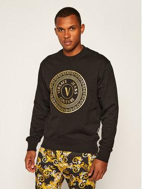Versace Jeans Couture Versace Jeans Couture Džemperis B7GZA7TX Juoda Slim Fit