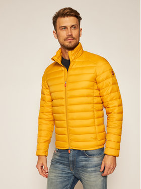Save The Duck Save The Duck Giubbotto piumino D3243M GIGAY Giallo Regular Fit