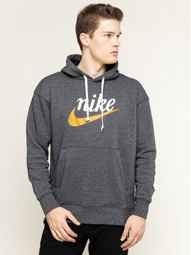 Nike Nike Суитшърт Heritage BV2933 Сив Regular Fit