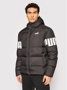 Puma Puma Μπουφάν πουπουλένιο Essentials+ Cb 587692 Μαύρο Regular Fit