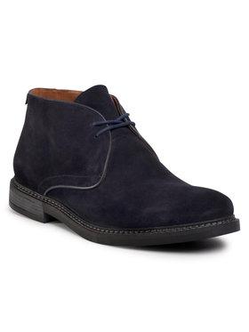 Gino Rossi Gino Rossi Šnurovacia obuv MI08-C641-633-07 Tmavomodrá