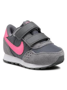 Nike Nike Boty Md Valiant (TDV) CN8560 011 Šedá
