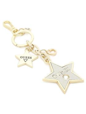Guess Guess Schlüsselanhänger Not Coordinated Keyrings RW7380 P1101 Goldfarben