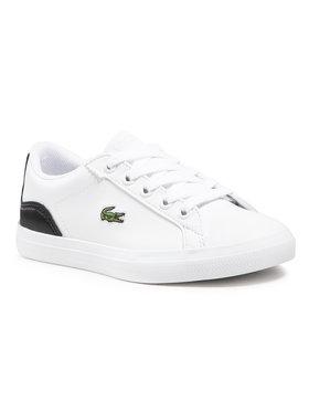 Lacoste Lacoste Sneakers Lerond 0120 1 Cuc 7-40CUC0013147 Alb