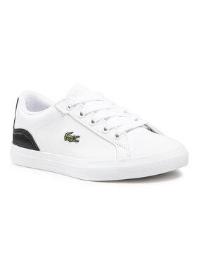 Lacoste Lacoste Sneakersy Lerond 0120 1 Cuc 7-40CUC0013147 Biela