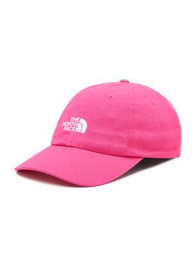 The North Face The North Face Kepurė su snapeliu Norm Hat NF0A3SH3WUG1 Rožinė