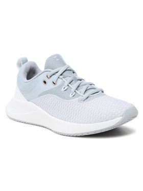 Under Armour Under Armour Buty Ua W Charged Breathe Tr 3 3023705-101 Szary