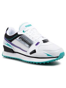 Puma Puma Sneakers Mile Rider Sunny Getaway Wns 373443 04 Blanc