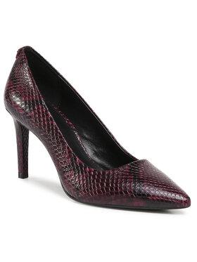 MICHAEL Michael Kors MICHAEL Michael Kors Обувки на ток Dorothy 40F0DOMP2E Виолетов
