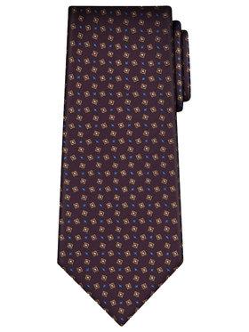 Vistula Vistula Krawat Cedar XY0580 Bordowy