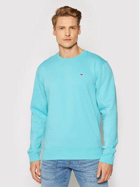 Tommy Jeans Tommy Jeans Sweatshirt Tjm Fleece DM0DM09591 Blau Regular Fit