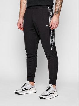 Calvin Klein Performance Calvin Klein Performance Pantaloni trening 00GMS1P644 Negru Regular Fit