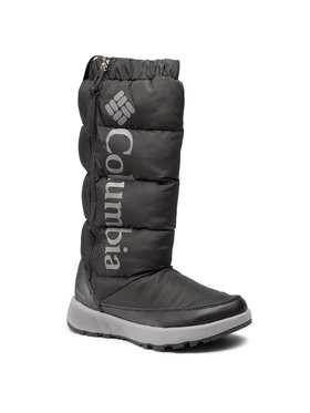 Columbia Columbia Śniegowce Paninaro Omni-Heat Tall 1917951010 Czarny