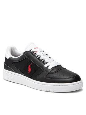 Polo Ralph Lauren Polo Ralph Lauren Sneakersy Polo Crt Pp 809846183002 Granatowy