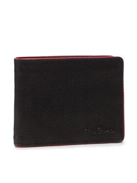 Pierre Cardin Pierre Cardin Velká pánská peněženka Tumble 325 Černá