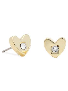 Furla Furla Σκουλαρίκια Love O725FLV-K21000-OR000-1-007-20-CN-J Χρυσό