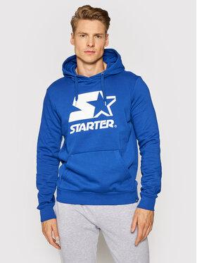 Starter Starter Mikina SMG-001-BD Modrá Regular Fit