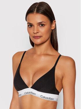 Calvin Klein Underwear Calvin Klein Underwear Podprsenka Bralette 000QF1061E Černá