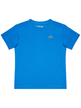 Lacoste Lacoste T-Shirt TJ8811 Blau Regular Fit