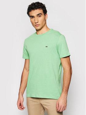 Lacoste Lacoste T-shirt TH6709 Vert Regular Fit
