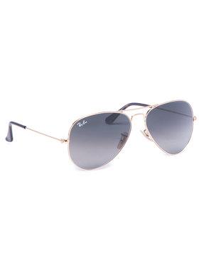 Ray-Ban Ray-Ban Okulary przeciwsłoneczne Aviator Large Metal 0RB3025 181/71 Złoty