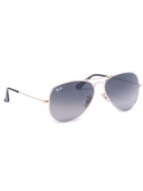 Ray-Ban Ray-Ban Sluneční brýle Aviator Large Metal 0RB3025 181/71 Zlatá