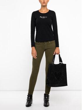 Pepe Jeans Pepe Jeans Jeans Slim Fit PL210804U910 Verde Slim Fit