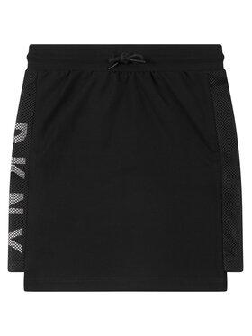 DKNY DKNY Fustă D33557 D Negru Regular Fit