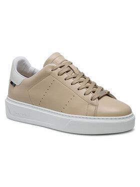 Woolrich Woolrich Sneakersy WFW211.510.2140 Béžová