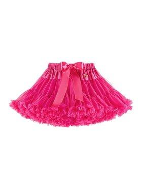 LaVashka LaVashka Spódnica 2 M Różowy Regular Fit