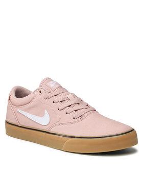 Nike Nike Boty Sb Chron 2 Cnvs DM3494 102 Růžová