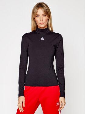 adidas adidas Golf adicolor Essentials Tee GN4791 Czarny Slim Fit