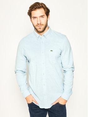 Lacoste Lacoste Košile CH5843 Modrá Slim Fit