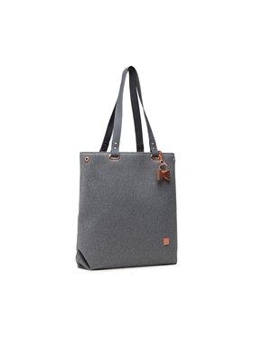Titan Titan Handtasche Barbara Shopper 383703-04 Grau