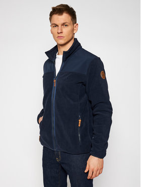 CMP CMP Fliso džemperis 30H3247 Tamsiai mėlyna Regular Fit