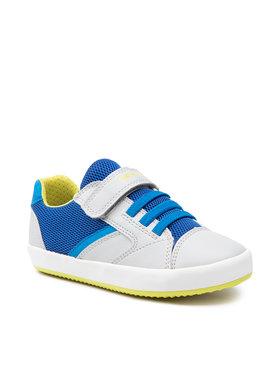 Geox Geox Sneakersy J Gisli. B. C J155CC 0FE14 C1269 S Sivá